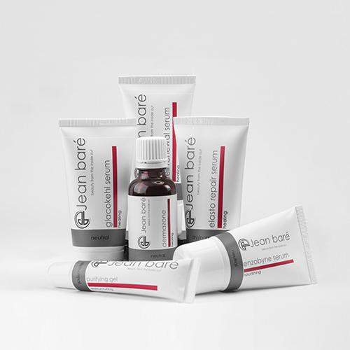Skin care healing